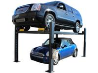 Atlas® Combo 408-SL Premium 8,000 Lbs. Capy Portable Hobbyist 4 Post Lift