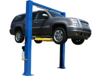 Atlas® OH-10X Overhead 10,000 lbs. Capacity 2 Post Lift (EXTRA WIDE/EXTRA TALL)