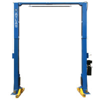 Atlas® PV-12P Overhead 12,000 lbs capacity Adjustable Height 2 Post Lift (EXTRA WIDE/EXTRA TALL)