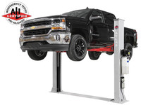 Atlas® Atlas Platinum PVL-9BP ALI Certified Baseplate 9,000 lbs. Capacity 2 Post Above Ground Car Lift