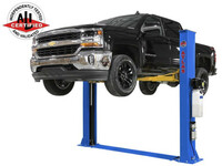 Atlas® Atlas Platinum PVL-9BP ALI Certified Baseplate 9,000 lbs. Capacity 2 Post Above Ground Car Lift