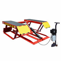 AMGO LR-6  LOW RISE SCISSOR LIFT - 6000LB