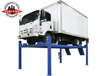 Atlas Platinum PVL-14 ALI Certified 14,000 Lb. Capacity Commercial Grade 4 Post Lift