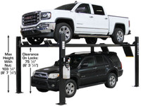Atlas® Apex 9 ALI Certified Hobbyist 9,000 Lb. Capacity 4 Post Parking Car Lift