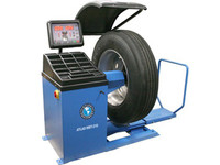 Atlas® WBT-210 Computer Truck Tire Wheel Balancer with Wheel Lift