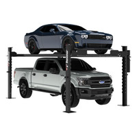 Dannmar D-7/X Portable Four-Post Parking Storage Lift