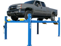 Atlas® 412 12,000 Lbs. Capacity Commercial Grade 4 Post Lift