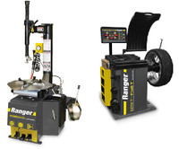 Ranger Combo R980XR/DST64T  Tire Changer / Digital Wheel Balancer