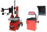Tuxedo Combo TC-950WPA/WB-953 Tire Changer Low Profile  & Wheel Balancer