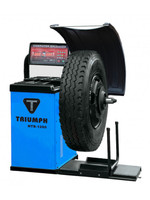 Triumph NTB-1200 Electronic Truck Wheel Balancer - w/ Wheel Lift