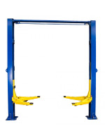 Triumph NTO-9A 9,000 LB. TWO POST ASYMMETRIC LIFT FREE SHIPPING
