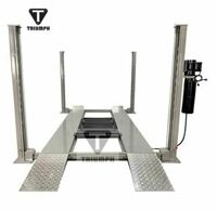 Triumph NSS-8  8,000 LB. Service Storage Four Post Automotive Lift