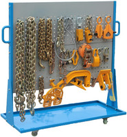 Ideal FR-77-TBK25  25 Pc Tool Board & Clamp Kit