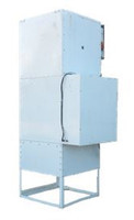 Rammstein 10HP Paint Booth  Heater RS-1001 (1-Ph)  Stand & Filter included (1-Ph)