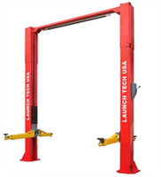 Launch TLT210-XT-R 10,000 Lbs Clear Floor Asymmetric 2 Post Lift (ALI Certified)