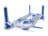 """Signature American Freedom 20' L x 88"""" W--Two Tower Frame Machine"""