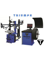 Triumph NTC-950-2 + NTB-800 TIRE CHANGER AND WHEEL BALANCER