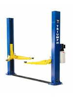 Triumph NT-9 9000 LB. Two Post Floor Plate Lift Free Shipping