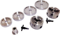 QUICK CHUCK 70040TKF Twin Chuck Kit with Ford F-150 Bushing