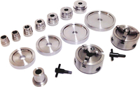 QUICK CHUCK 70040E Twin Chuck E-Kit with Ford F-150 Bushing