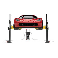 Dannmar M-6 Two Post Portable Lift  Promo: While Supplies Last