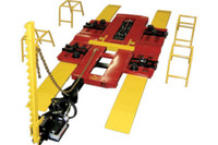 Chassis Liner Lift 'N Rak Pro 6000 lb Scissor Lift - SEMA SHOW SPECIAL