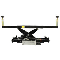 Atlas® RJ-8000 Air/Hydraulic Center Rolling Jack 8,000 Lbs. Cap. with Truck Adapters
