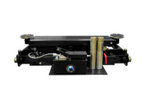 Atlas® RJ-8000 Air/Hydraulic Center Rolling Jack 8,000 Lbs. Capacity with Truck Adapters