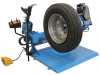 Atlas® TTC305 (220 Volt/1 Phase) Automatic Heavy Duty Truck Tire Changer