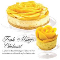 Mango Chiboust by BIZU