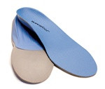 SuperFeet Blue Insoles - Blue Shoe Insole For Low To Medium Arch Support