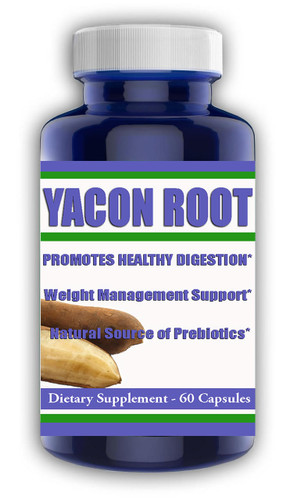 Yacon Root 1000 mg per serving