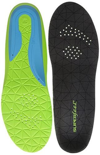 Superfeet FLEXmax Athletic Comfort Shoe Insoles