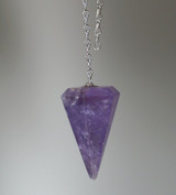 Amethyst Pendulum