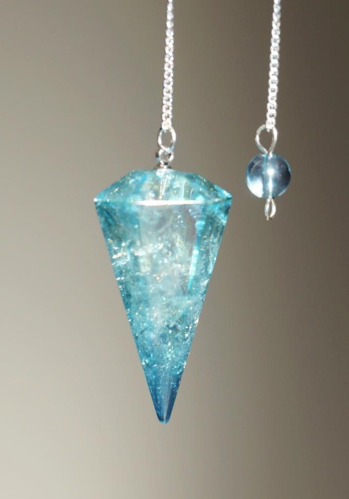Aqua Aura Pendulum Enchanted Haven