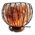Caged Fire Bowl