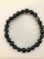 Black Tourmaline Bracelet Small