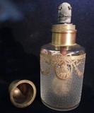 Cameo Glass Acid Cutback Lampe Berger Baccarat St. Louis