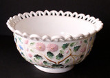 Challinor Daisy / Tree of Life Decorated Bowl
