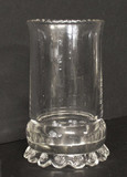 Radiant Pattern Celery Vase Riverside Glass EAPG