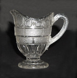 Brickwork Individual Creamer Indiana Tumbler and Goblet