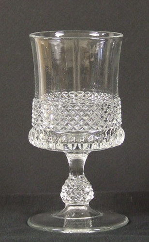 United States Glass Co. Superior EAPG goblet