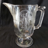 Richards & Hartley, Cupid and Venus Water Pitcher