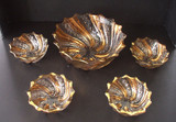 Fostoria Glass Wedding Bells pattern