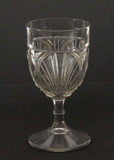EAPG Florida Palm Goblet