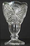 Pattee Cross EAPG Vase