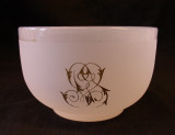 Antique Opaline Finger Bowl Candy Dish #1