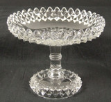Amazon Pattern Glass EAPG Compote
