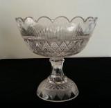Hamilton EAPG Flint Glass Compote