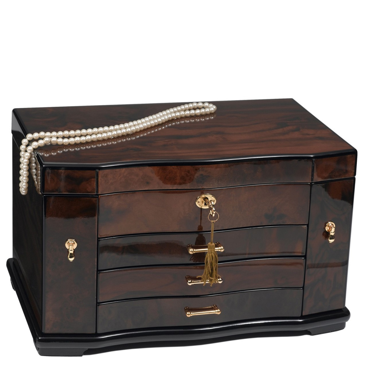 Delanna Jewelry Box